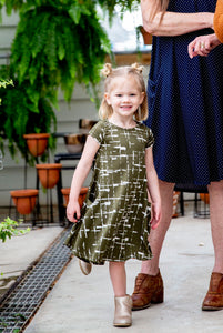 Mini April Urban Olive