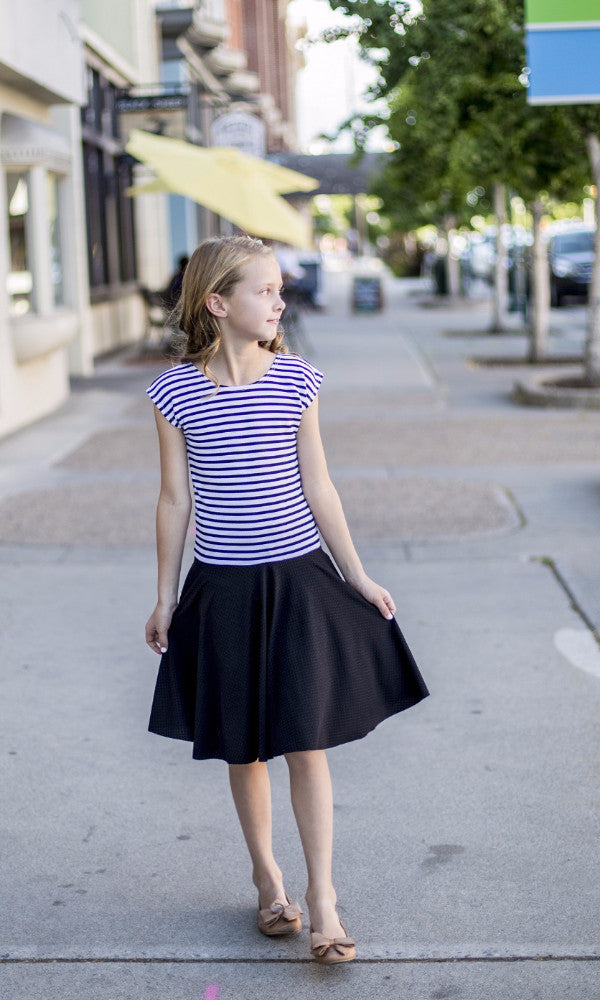 Paris Girl Twirl Dress