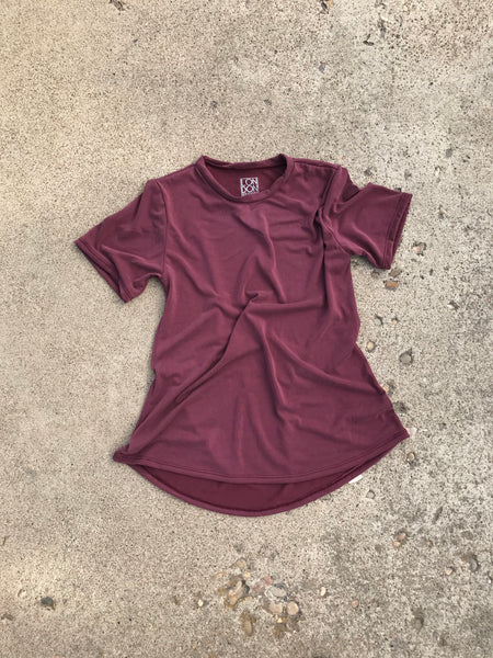 Scout T-Shirt- Berry