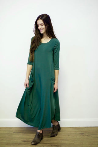 Jessi Dress Evergreen