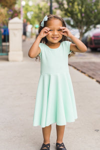 Reese Dress Mint