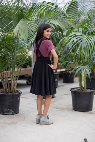 Afton Skirt Black