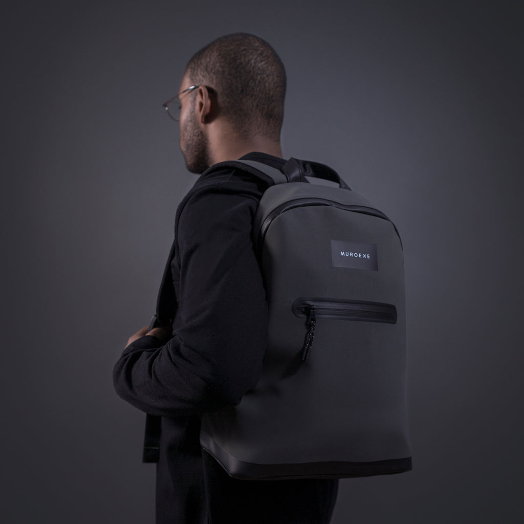 Container, the Muroexe backpack, is here