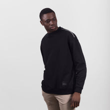 Load image into Gallery viewer, The Zero Black Sweatshirt