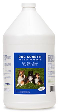 Top Dog Gone It - The Pet Beverage