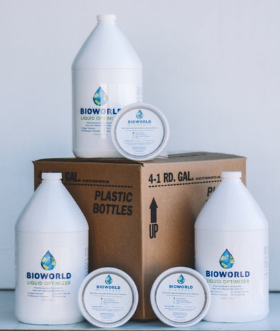 BioWorld Oil Spill Cleanup - 1 Case of 3 Units