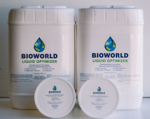 BioWorld USA Oil Spill Cleanup for 300 cubic yards