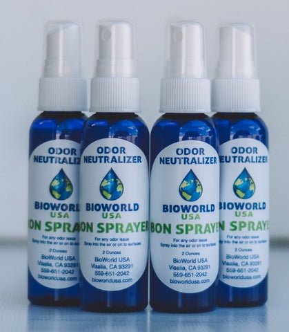 BioWorld USA Odor Neutralizer - Ready to Use