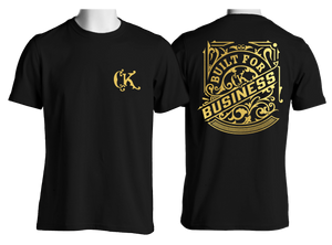 Built For Business - Emblem T-Shirt