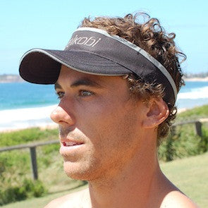 PERFORMANCE VISOR- BLACK