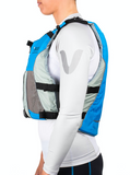 NEW - V3 Ocean Racing PFD - Cyan/Grey