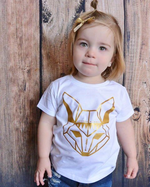 Geo Fox {Toddler}