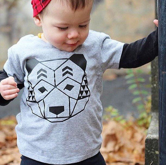 Geo Bear {Toddler}