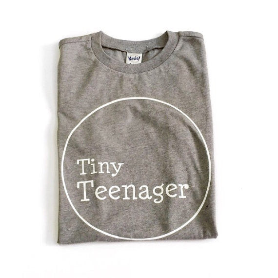 Tiny Teenager  {Toddler}
