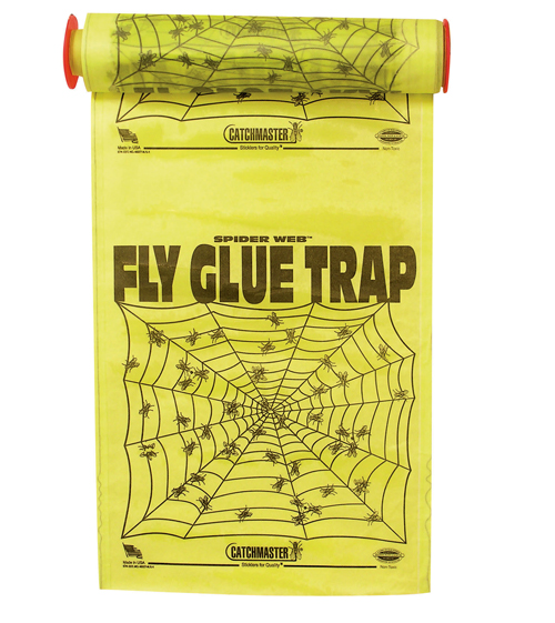 121090 - SPIDER WEB FLYING INSECT CATCHER, 12 PER CASE
