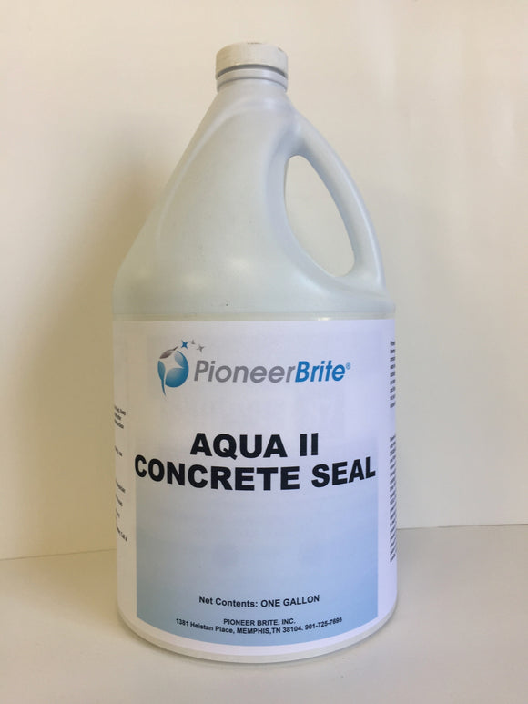 111100 - Aqua II Concrete Seal-perfect for Stone, Tile, Terra Cotta, 4 x 1 gallon (other sizes available)