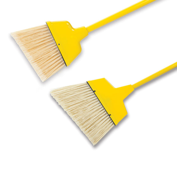 226004 - Small angle broom, Yellow, 53
