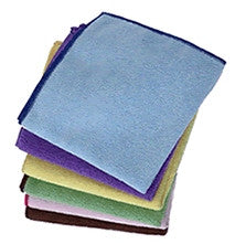 224550 - Microfiber Heavy Duty Cloths, 16