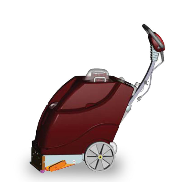 240676 - Minute Man X17 Carpet Extractor