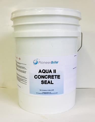 111101 - Aqua II Concrete Seal-perfect for Stone, Tile, Terra Cotta, 5 gal.