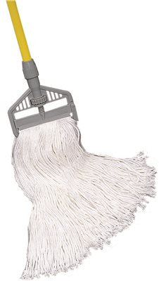 210012 - the general, 24 oz. white rayon mop heads, 1.25
