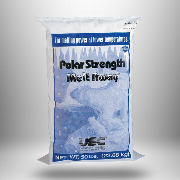 131050 - Polar Strength Melt Away Blend, 50 lb. bag