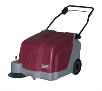 240650 - Kleen Sweep Carpet and Hard Floor Sweeper, battery, quick pack complete