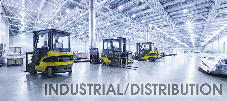 janitorial cleaning products for industrial and distribution facilities