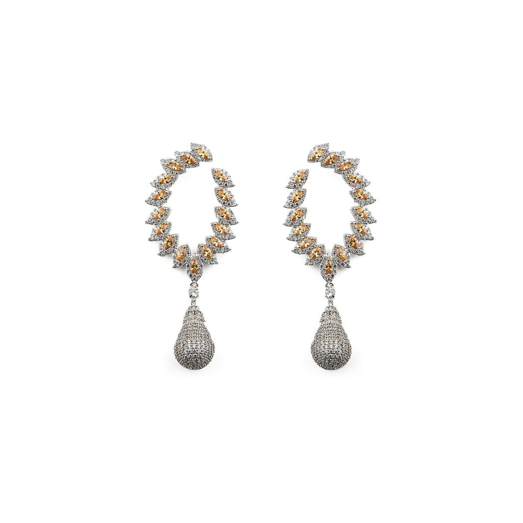 Diva Statement Earrings