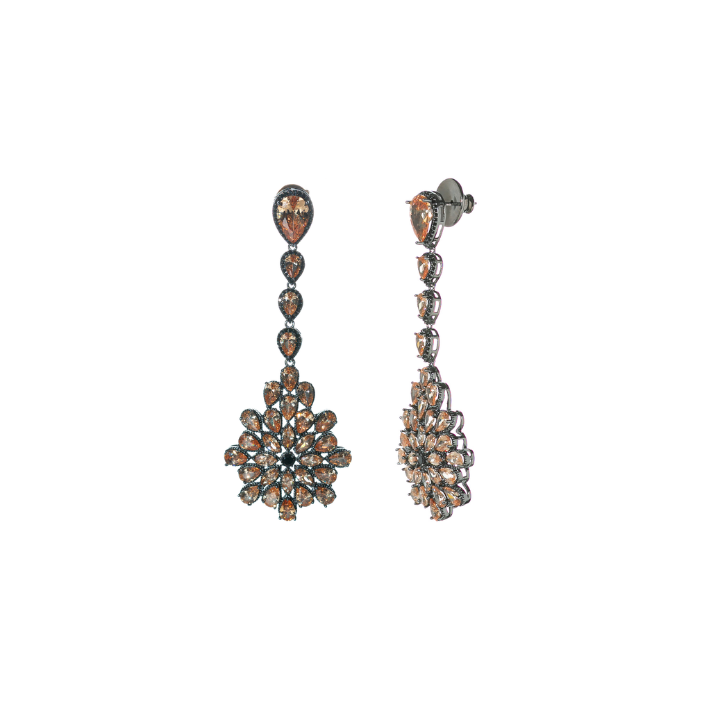 Fall Stars Statement Earrings