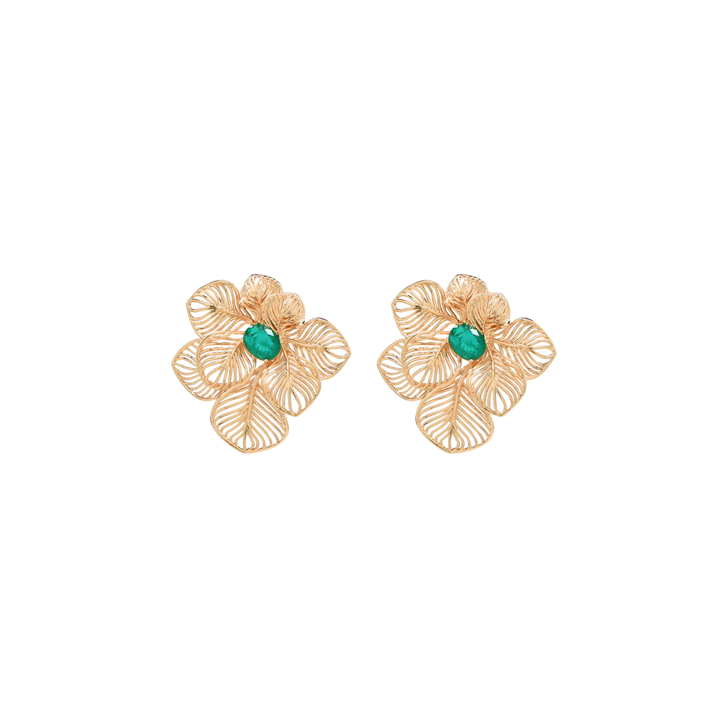 Flor Statement Earrings