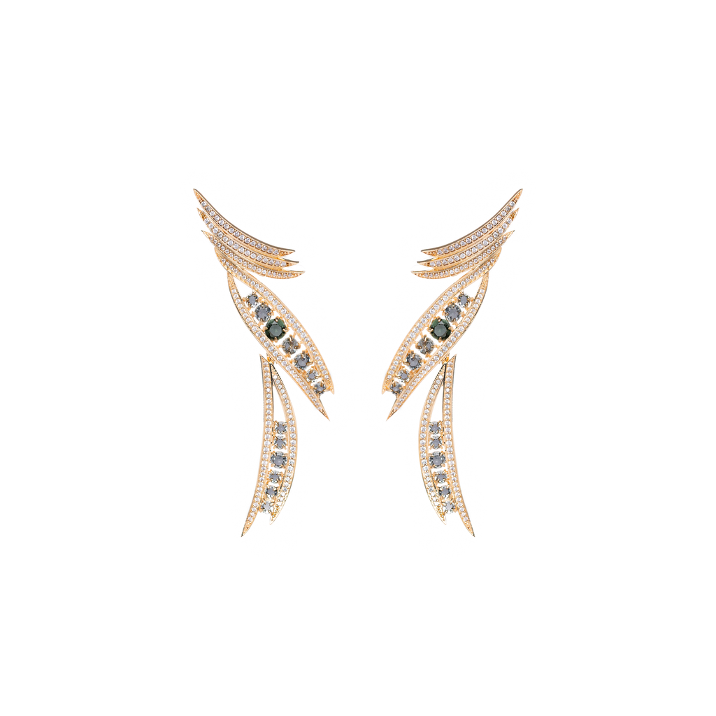 Rachel Statement Earrings