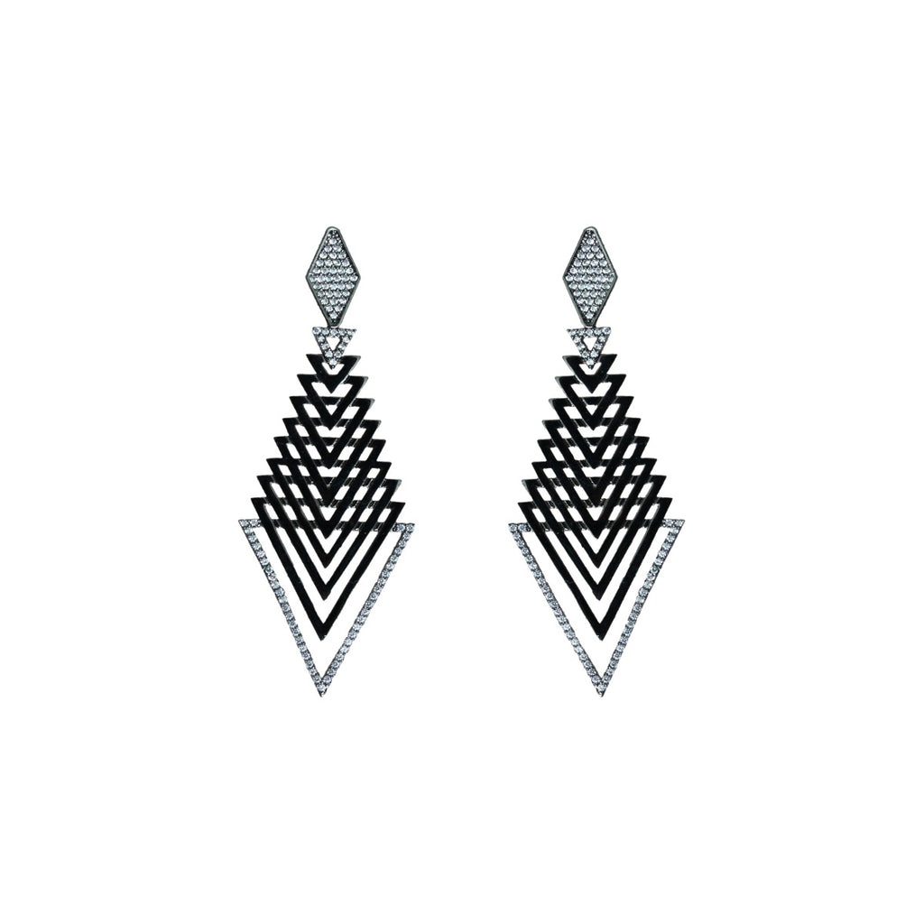 Statement Earrings - Roma Drops