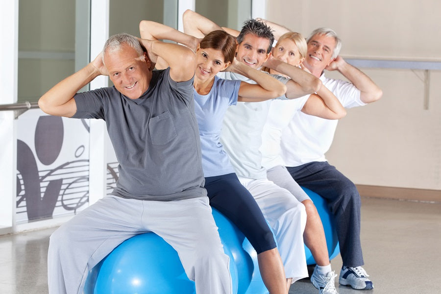 Breaking Health News: Movement Can Help Relieve Arthritis Pain