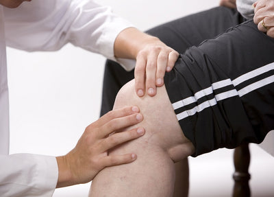 Health Warning: Dangers of Sprains and Strains