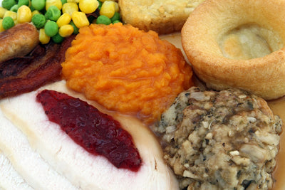 Tips For Healthy Holiday Eating