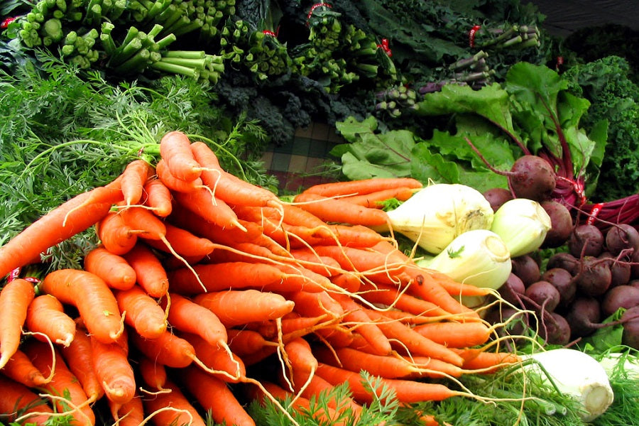 Vegetables and Nutrition That Help Reduce Pain