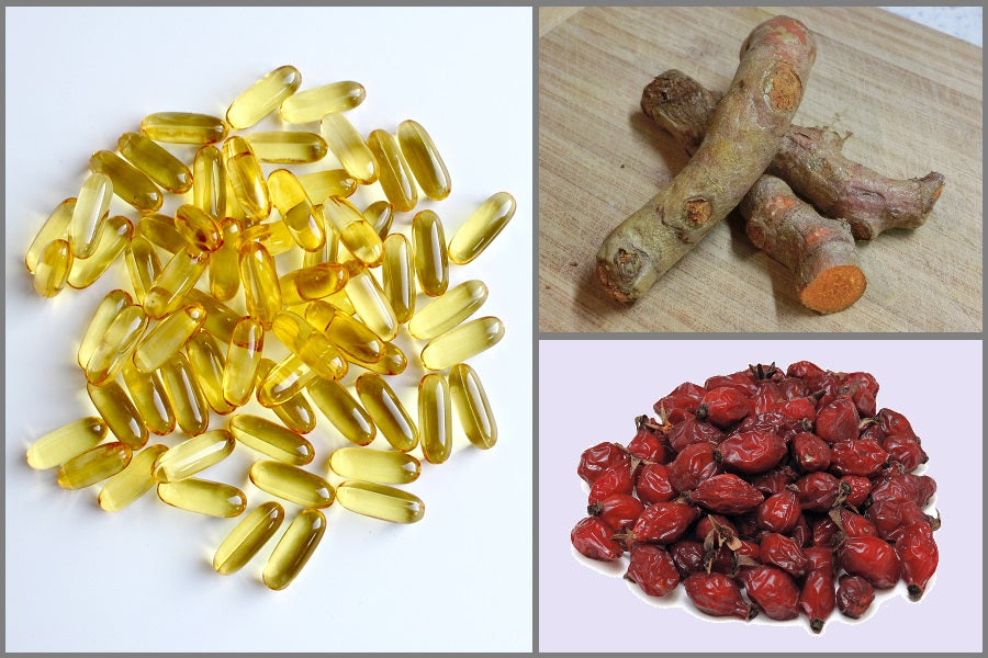 Vitamin Supplements to Promote Wellness and Anti-Aging