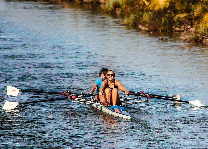 The Many Health Benefits of Boat Rowing