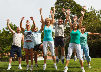 The Health Benefits of Joining Active Adult Communities