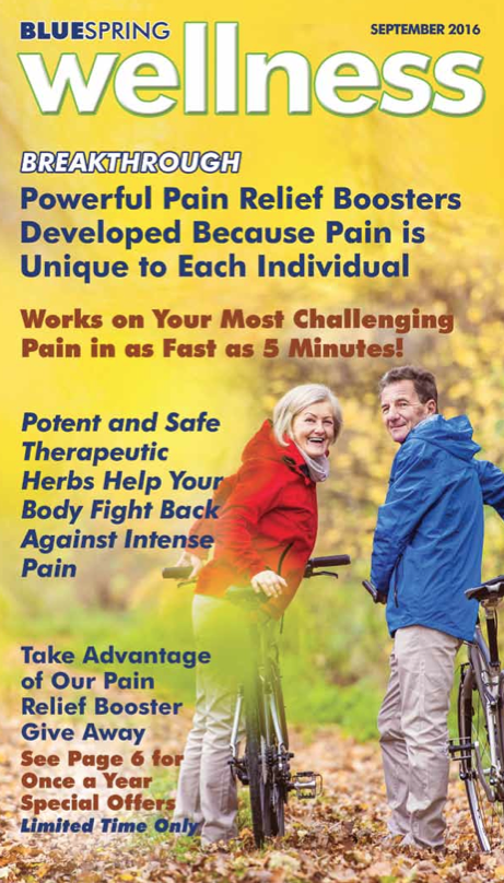 Breakthrough - Powerful Pain Relief Boosters