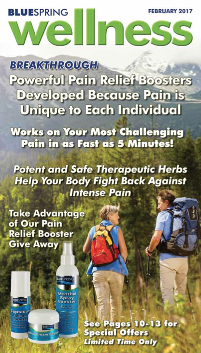 Powerful Pain Relief Boosters