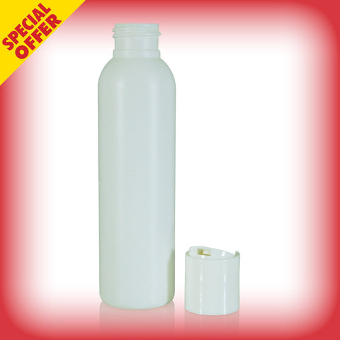 BBB-1510: 4-oz bottle & lid set