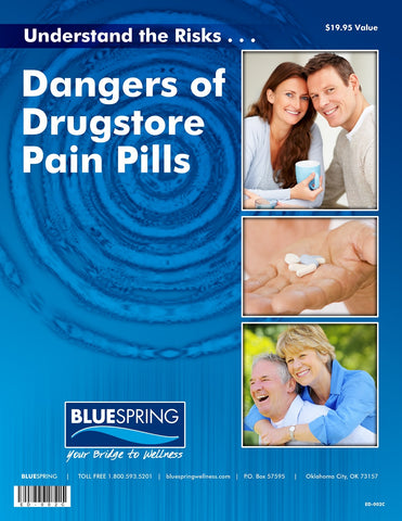 ED-002: Dangers of Drugstore Pain Pills (Digital Download)