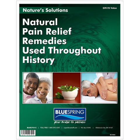ED-006: Pain Relief Remedies Through History (Dig. Download)