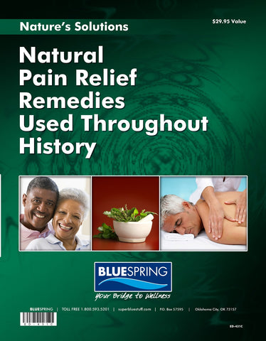 ED-431: Natural Pain Relief Remedies (Digital Download)
