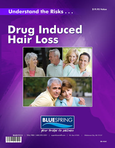 ED-436: Drug Induced Hair Loss (Digital Download)
