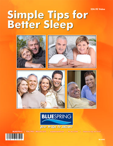ED-455: Simple Tips for Better Sleep (Digital Download)