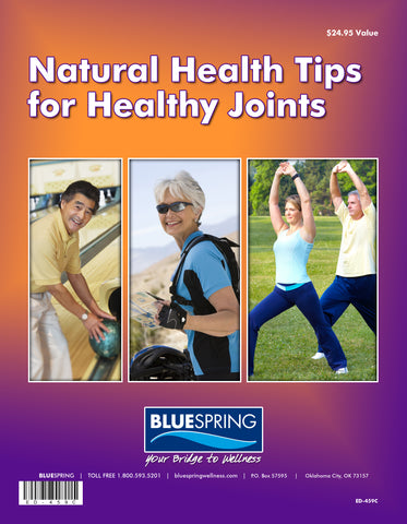 ED-459: Natural Tips for Healthy Joints (Digital Download)