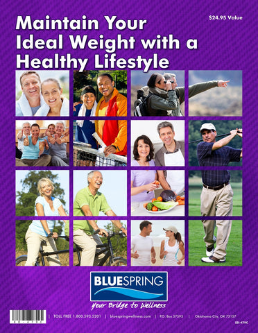 ED-479: Maintain Ideal Weight w/ Lifestyle (Dig. Download)